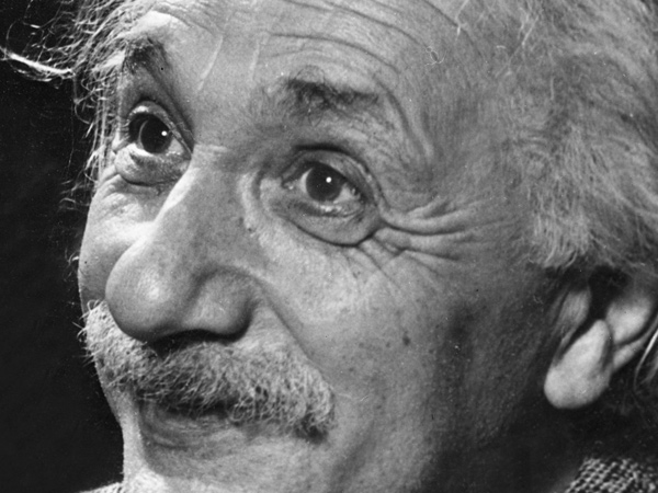 the works of albert einstein The german-born physicist albert einstein developed the first of his groundbreaking theories while working as a clerk in the swiss patent office in bern after making his name with four scientific.