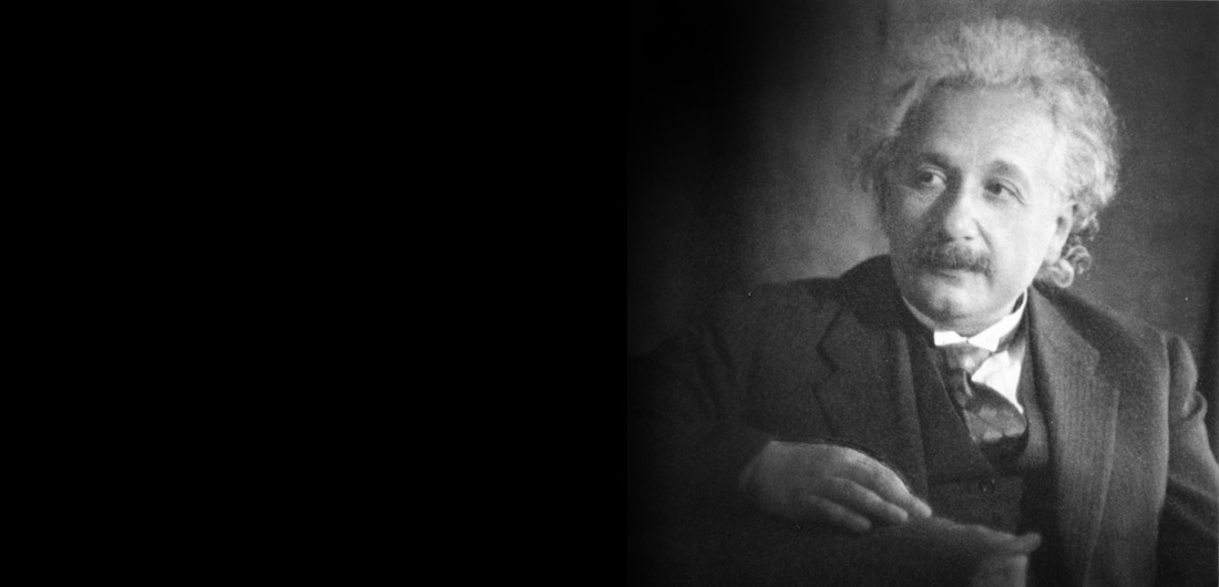 a summary of the life and works of albert einstein The story of albert einstein's life calls for a protean biographer, not to  and  transcendent order that he discovered through his scientific work.
